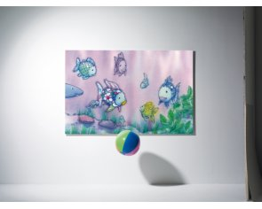 Fototapety The Rainbow Fish F683