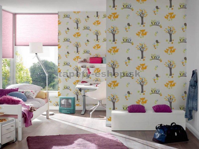 cf00218f9c 94115-1 detské tapety na stenu Esprit Kids 3 941151 ...